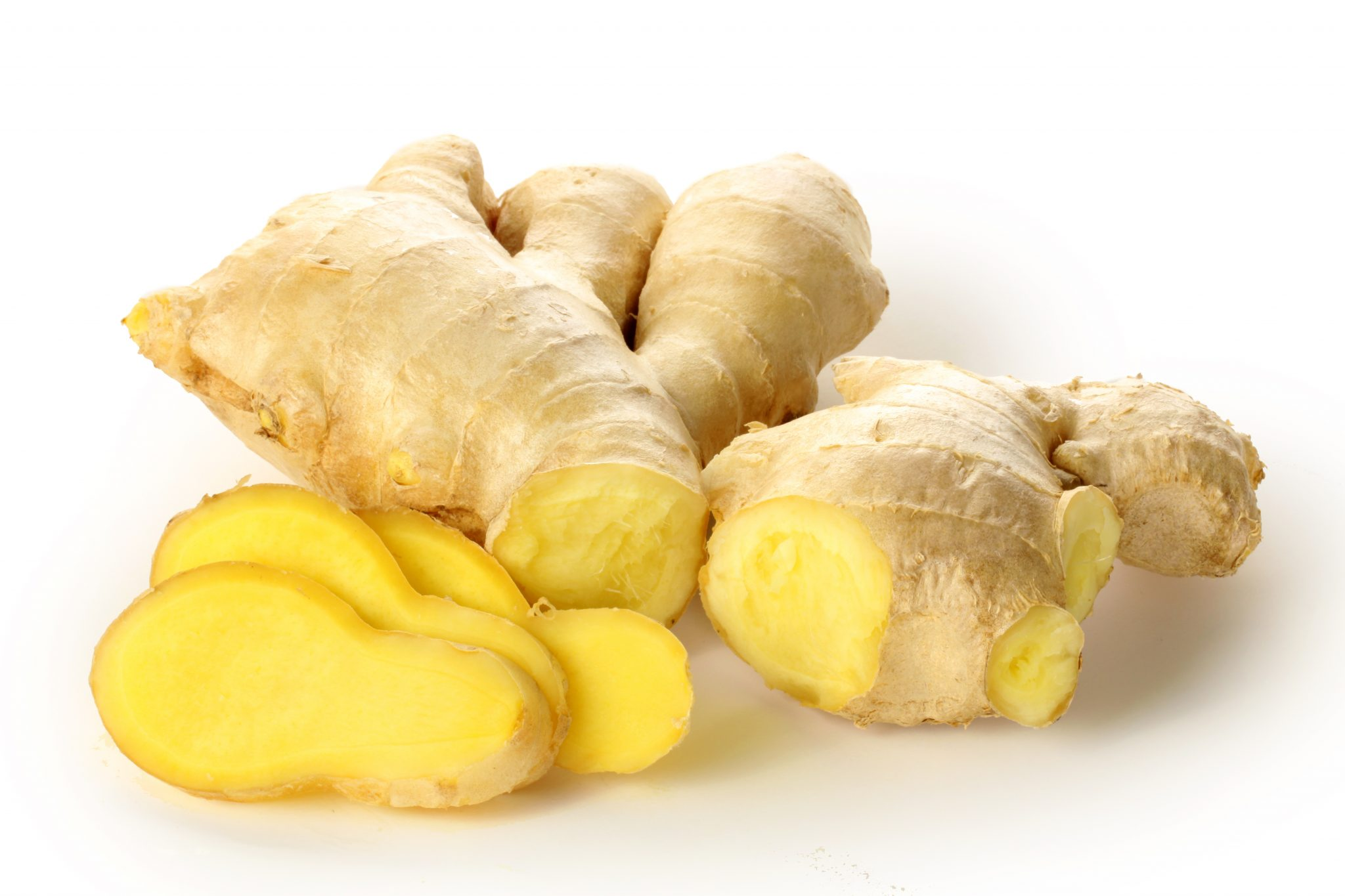 Use 50g of freshly sliced ginger for this simple herbal foot soak