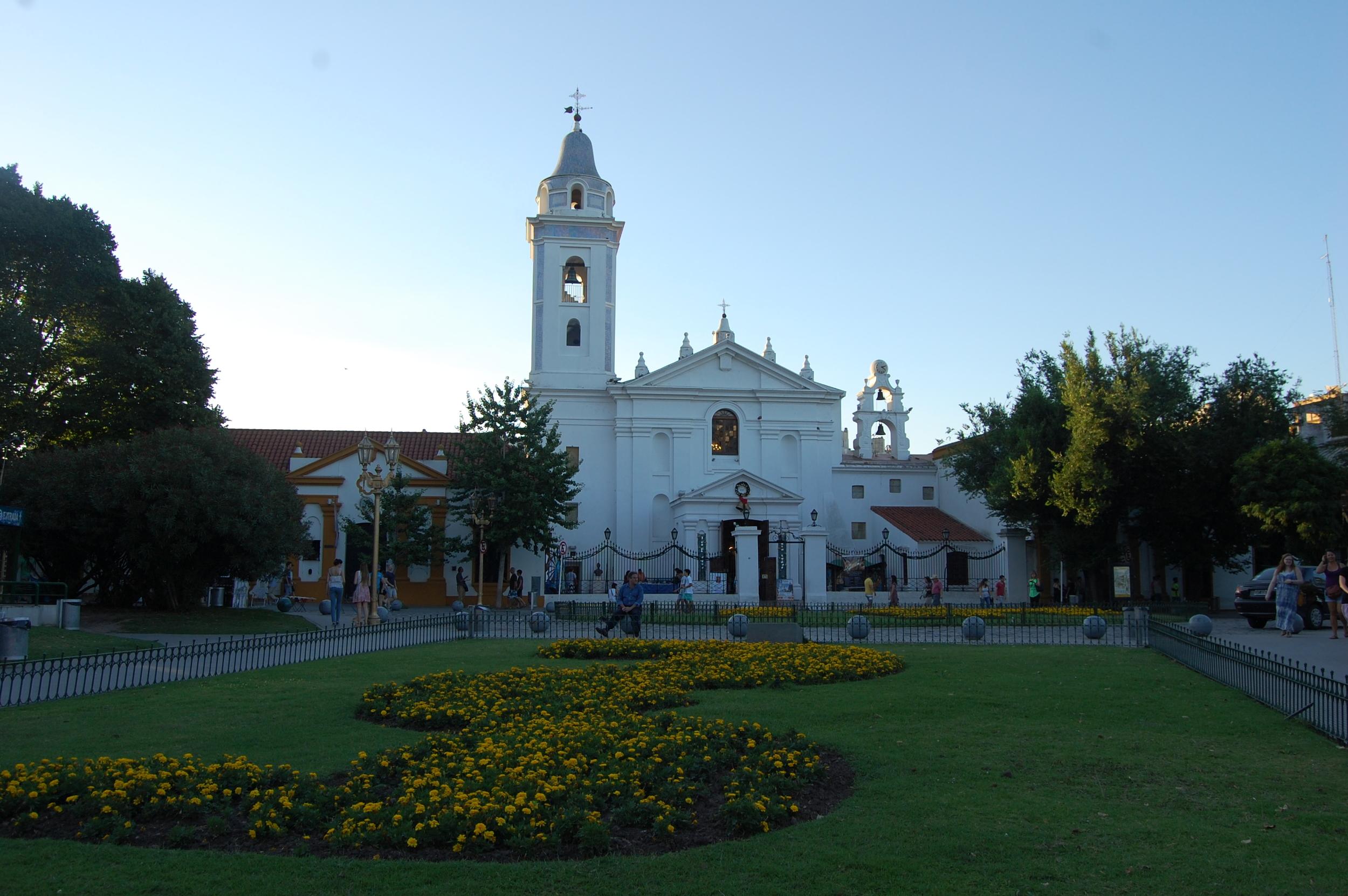 Plaza Rodriguez Pena