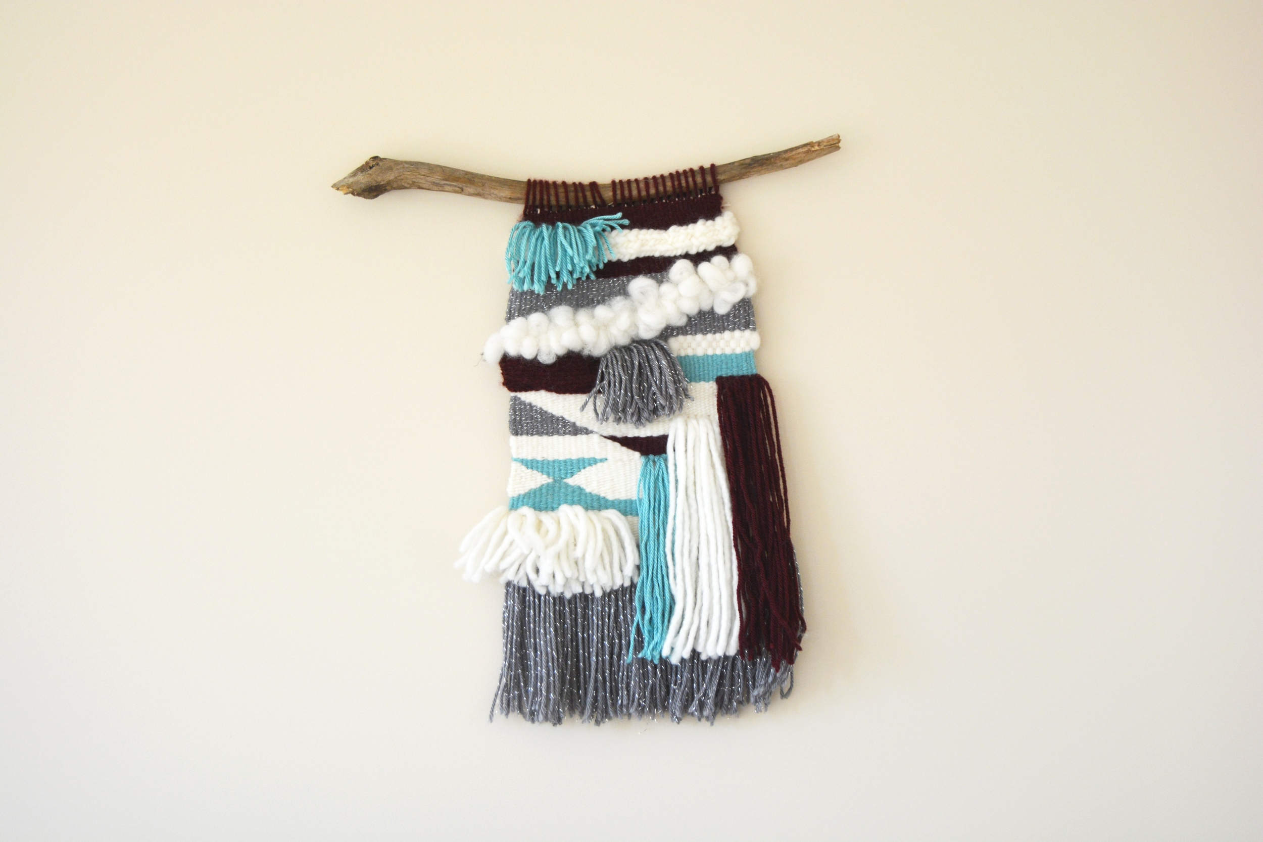 Woven Wall Hanging Tapestry -