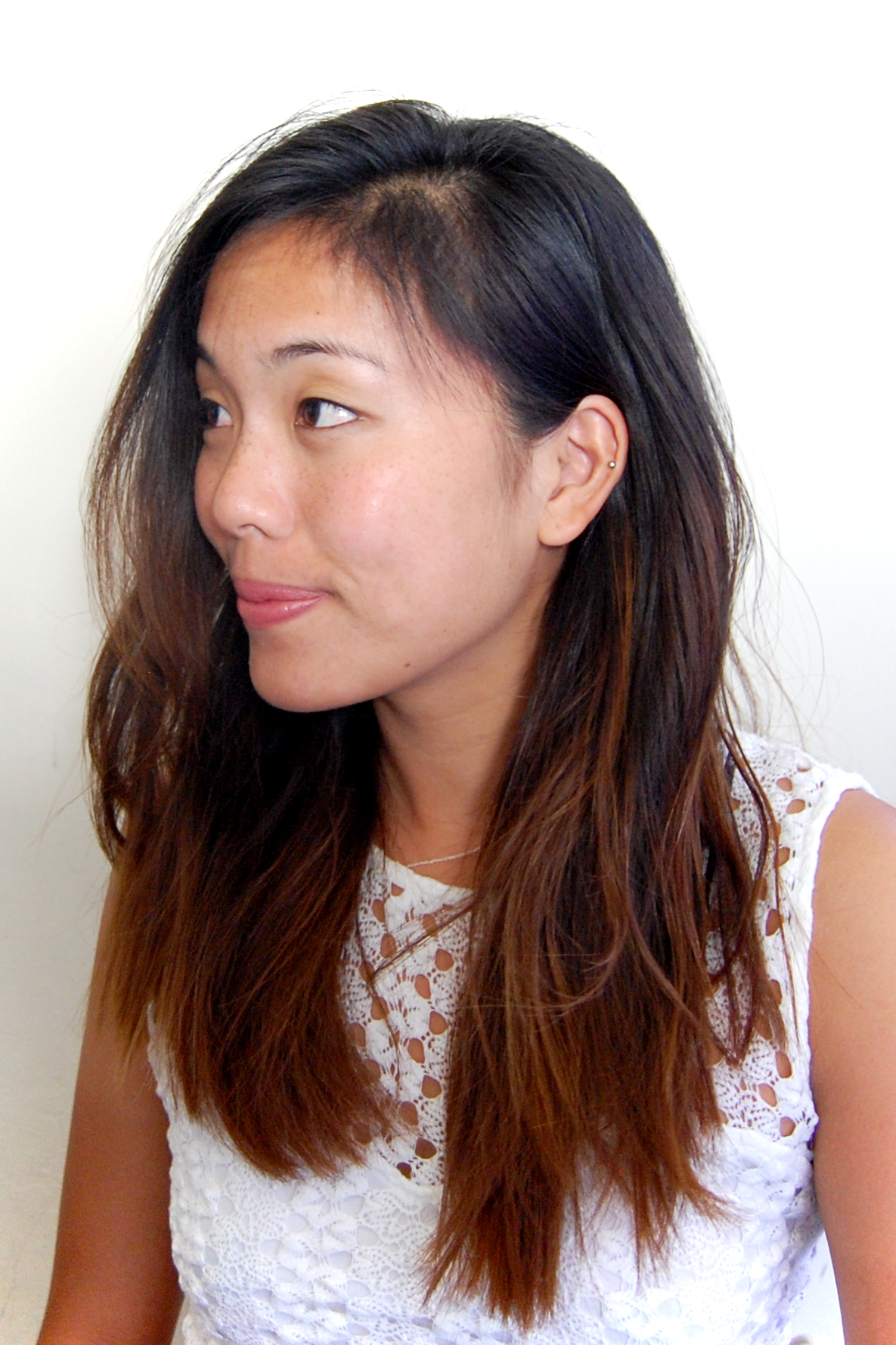 DIY-Asian-Hair-Ombre-At-Home