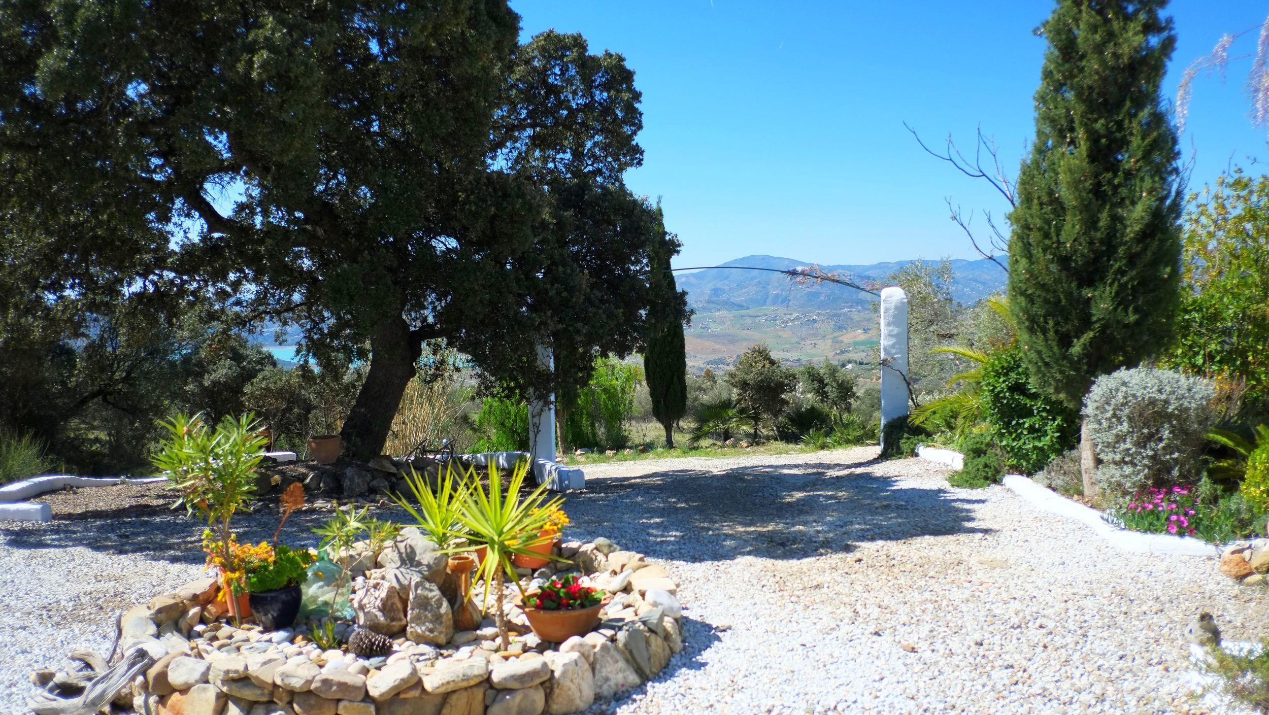 Villa Amapola private entrance