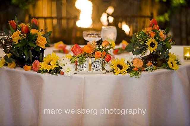 Rancho Las Lomas Gorgeous Wedding with Food as The Focus