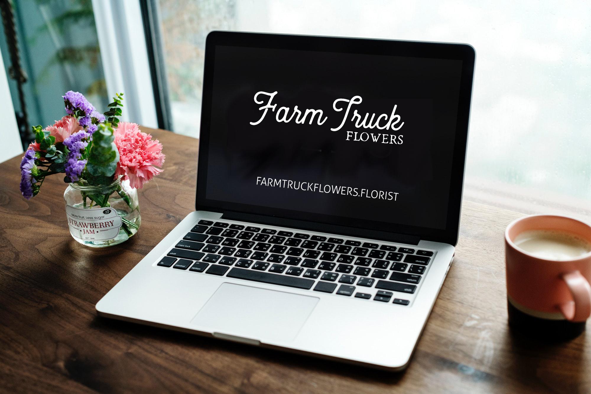 Farm Truck Flowers Newsletter