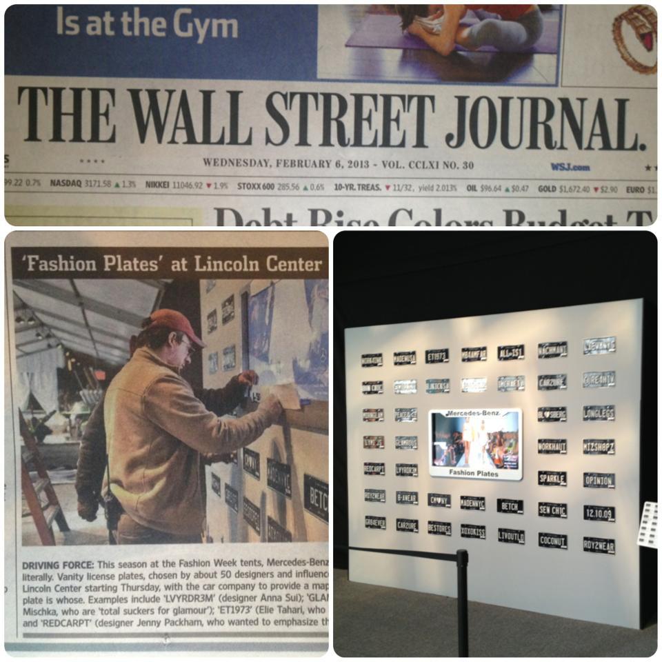 The Wall Street Journal, February 2013