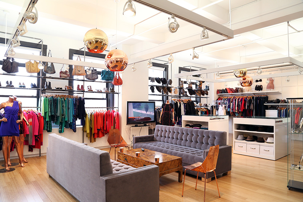 Alison Brod Public Relations NYC Showroom