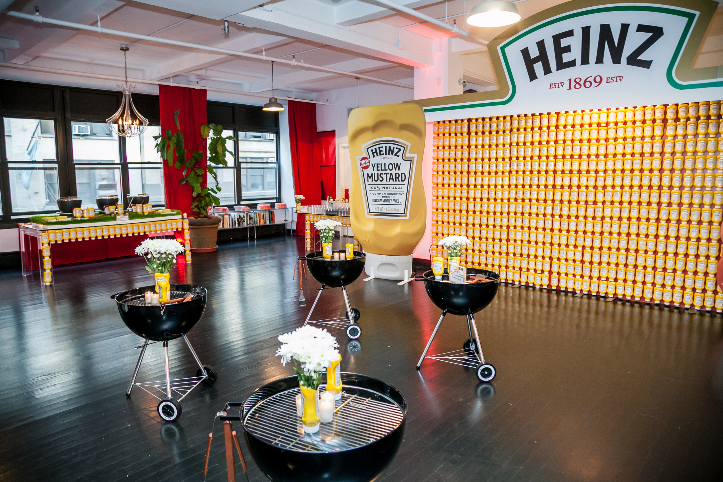 Heinz Launch Event