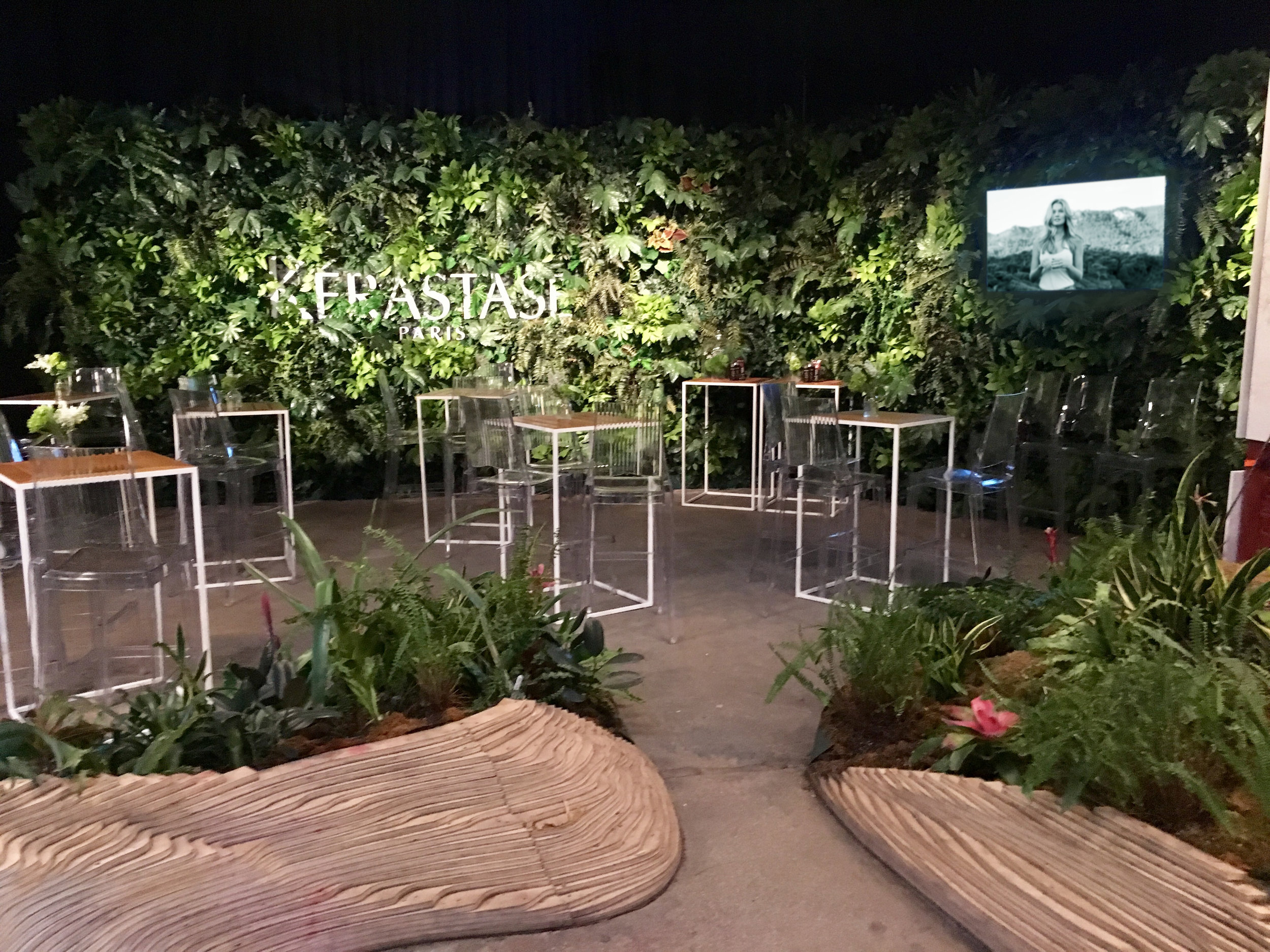 Kérastase Aura Botanica Launch