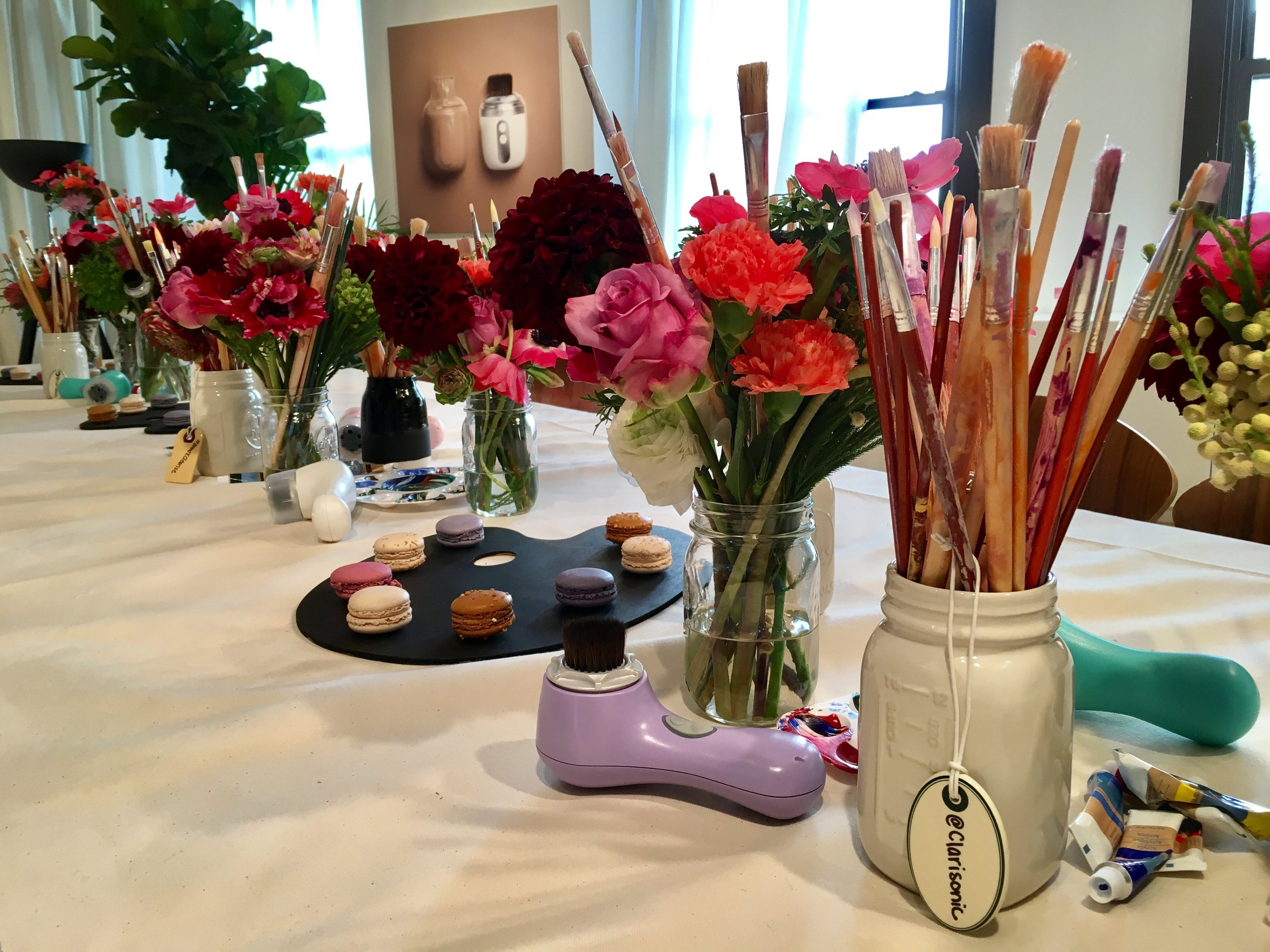 Clarisonic Press Event