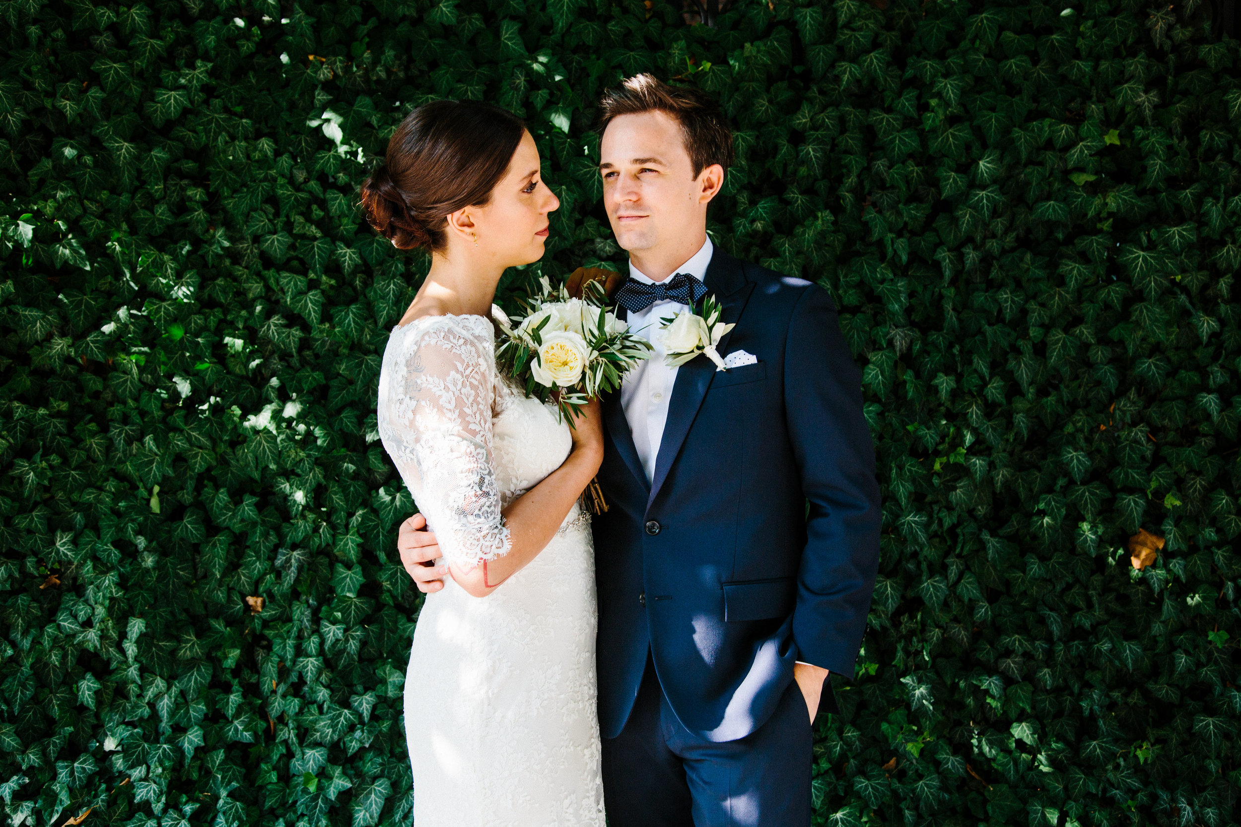 NYC WEDDING - Photo Credit: Moonstone Studio