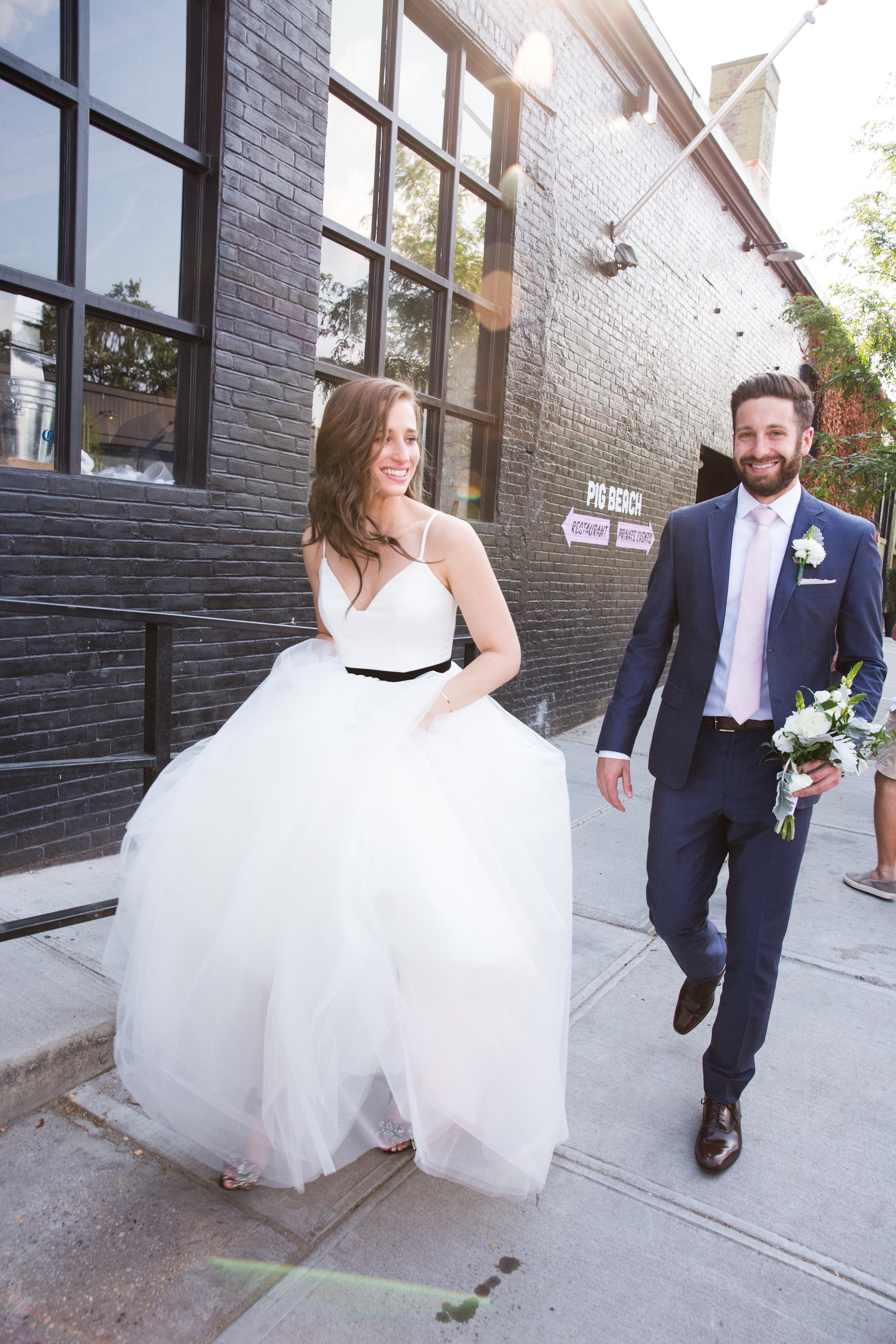 Brooklyn Wedding - Photo: Alison Luntz