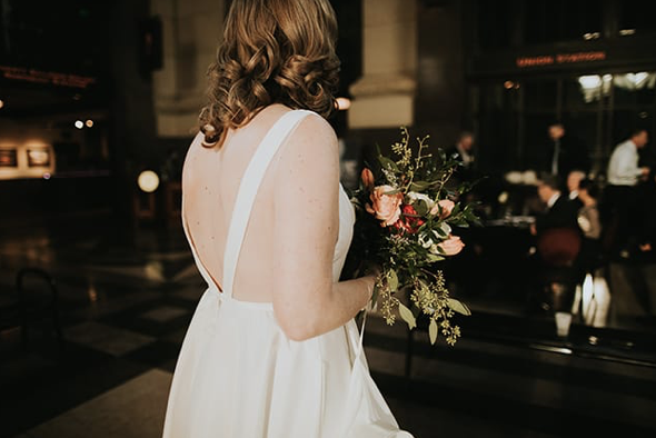 Kansas City Wedding, Photo: @theboldamericana