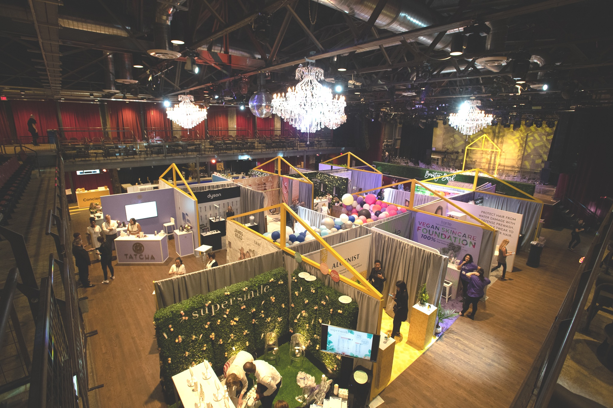 QVC Beauty Bash at The Fillmore in Philadelphia - Full Event Production.  Photo: @DRUF