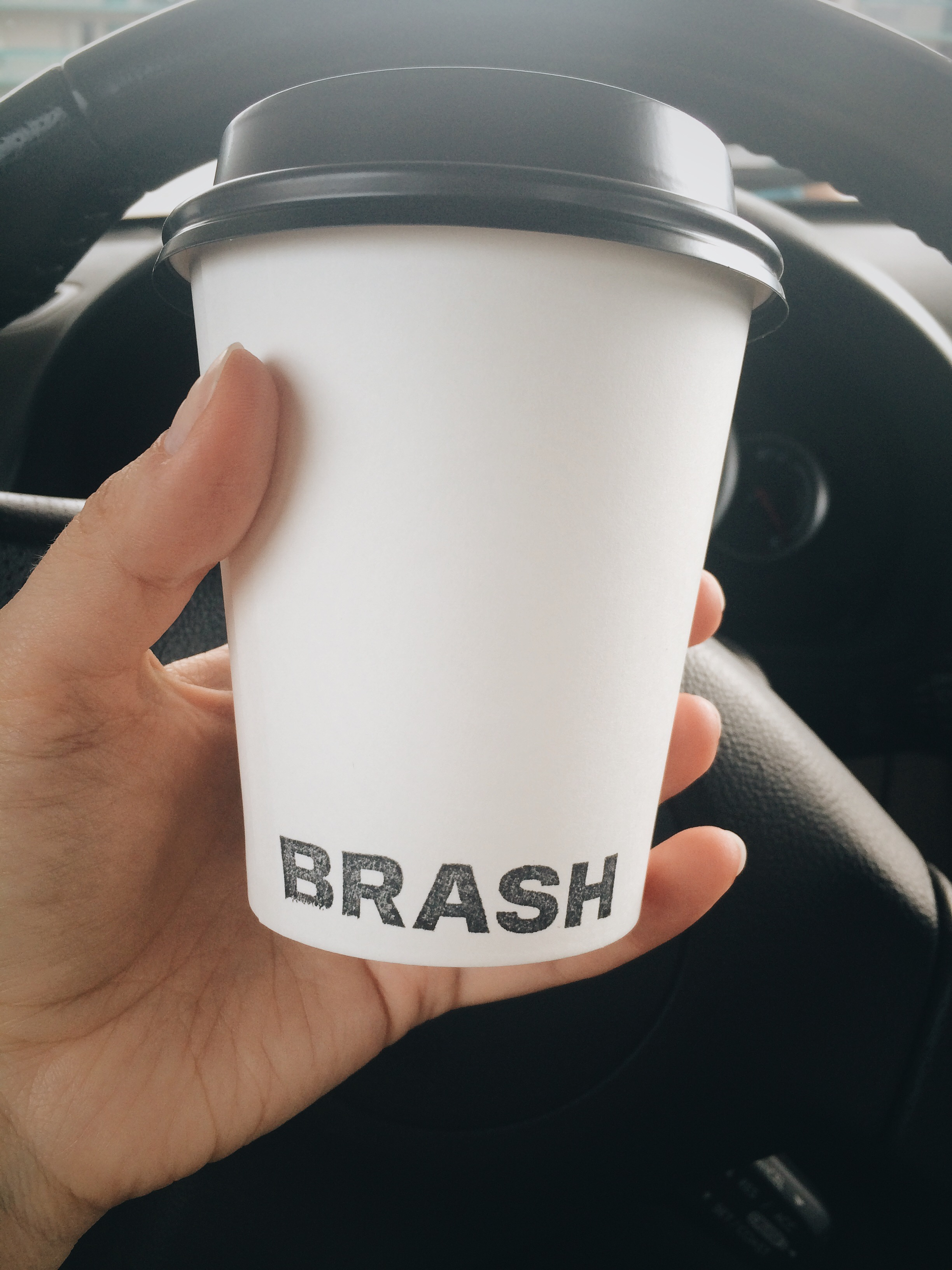 Brash Coffee in Chattanooga, TN