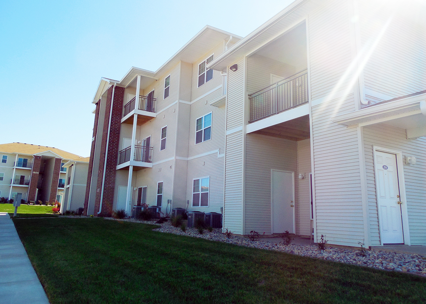 The Snyder Companies   Service Beyond Expectations    Apartments