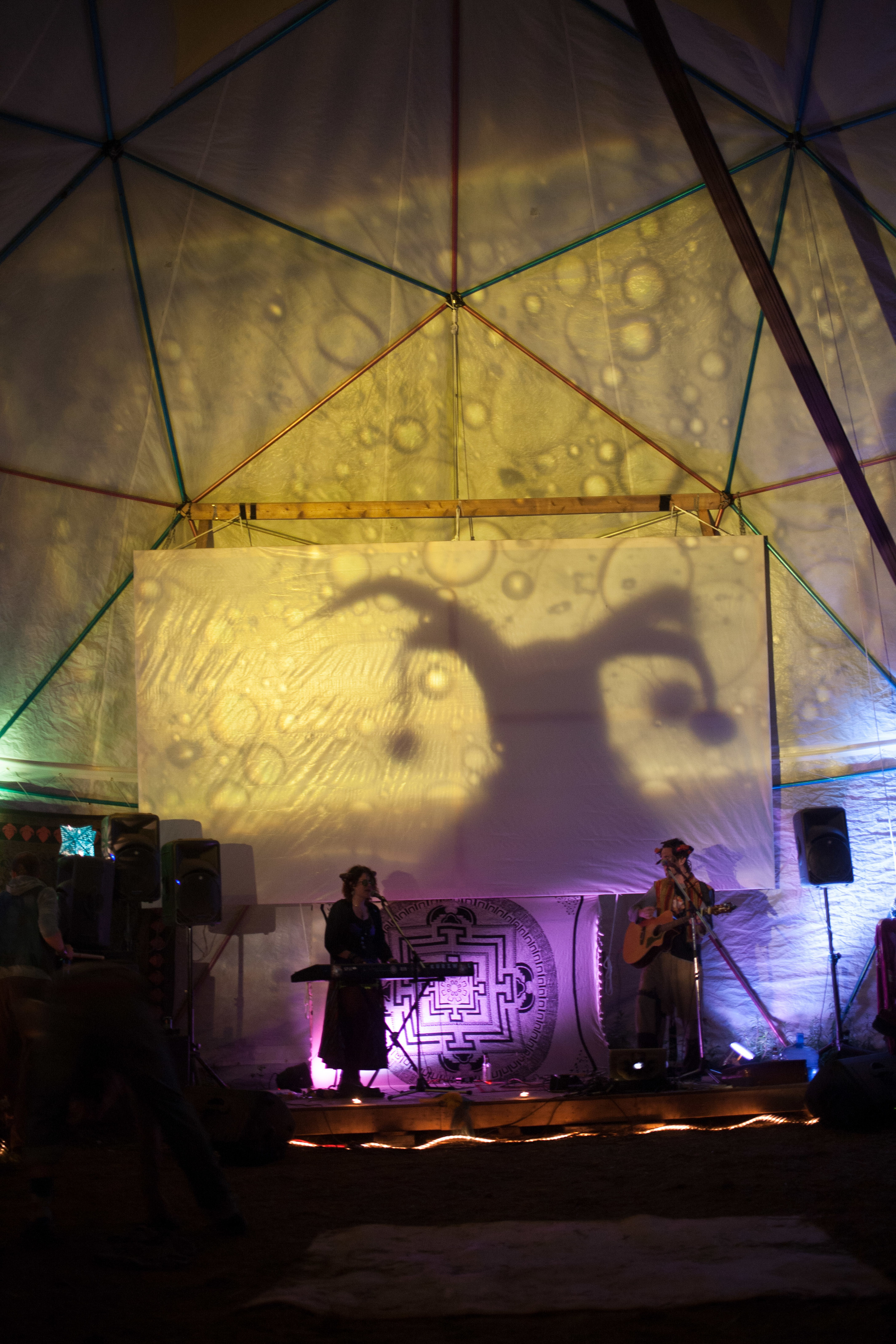 Ky∆zMa live at Solstice 2014 (Om Reunion Project).