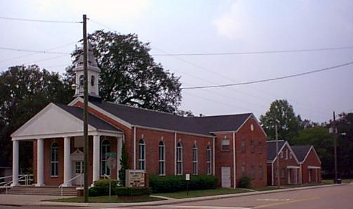 First Baptist Church Cottondale Florida