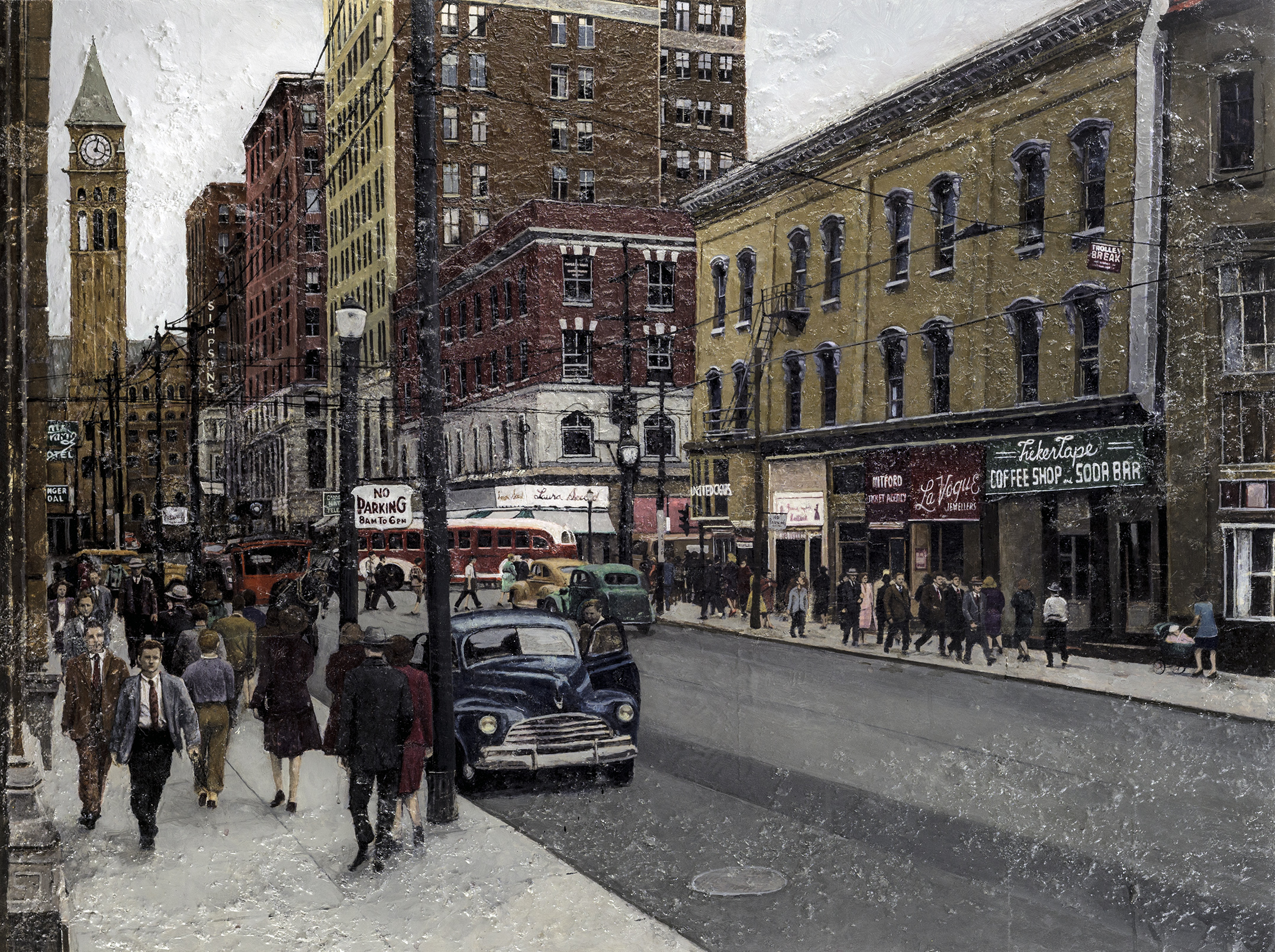 Bay and Adelaide, 194-