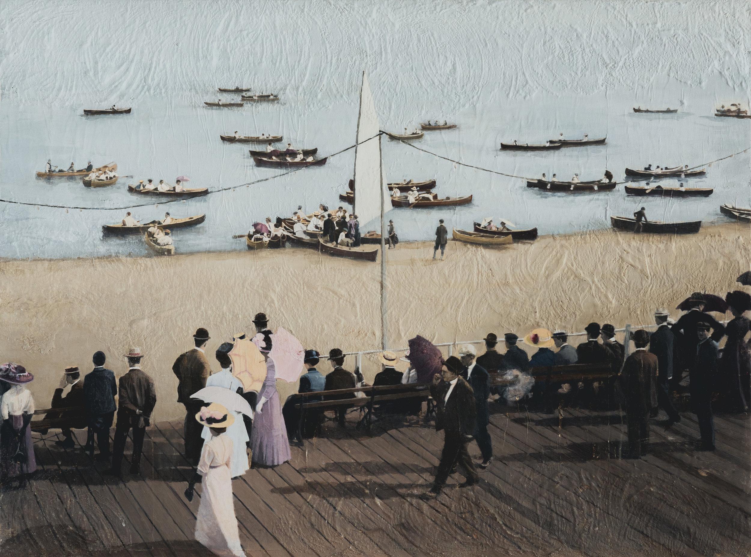 Scarborough Beach, 1915
