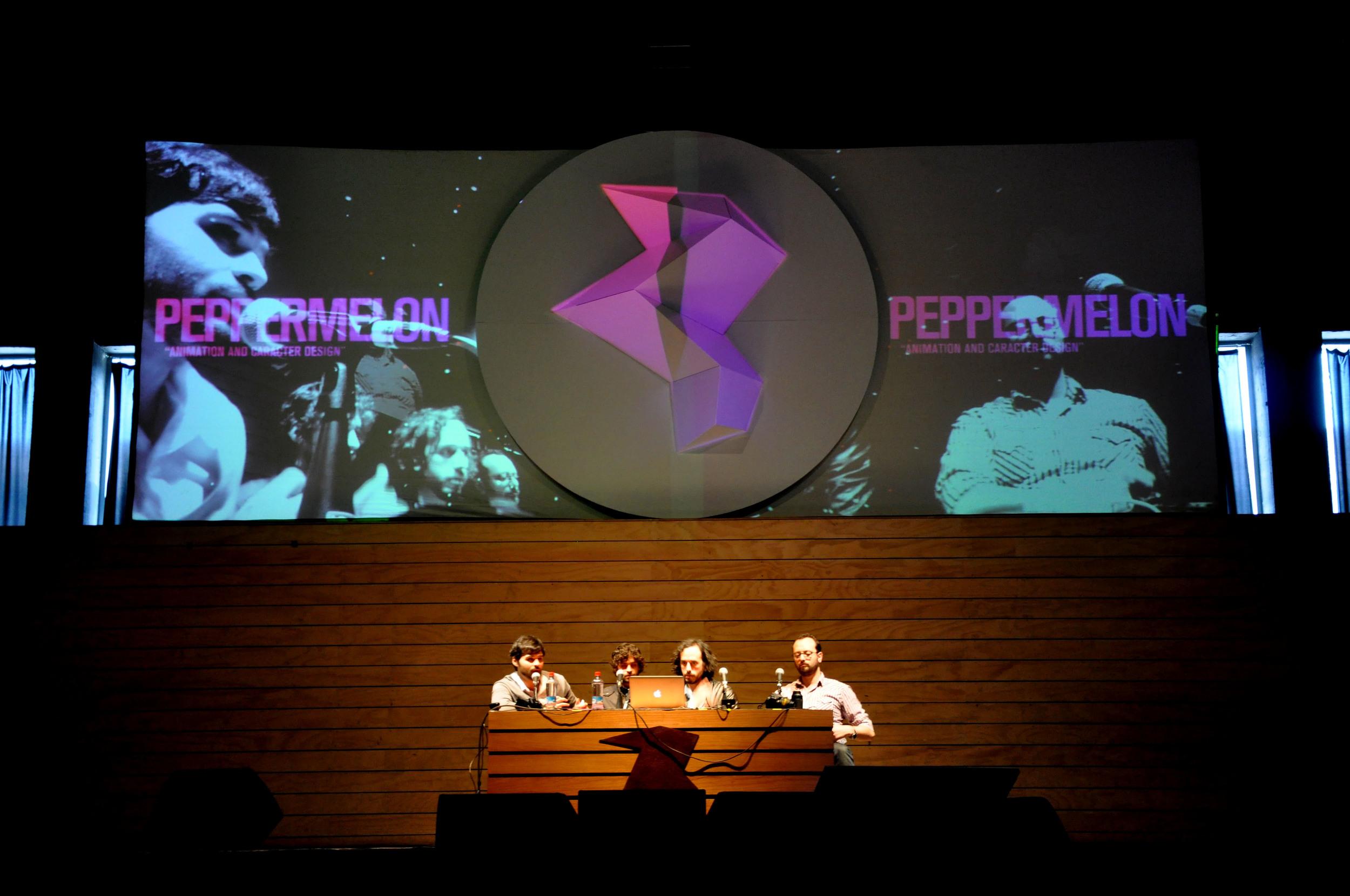 Sudala Conference @ Chile
