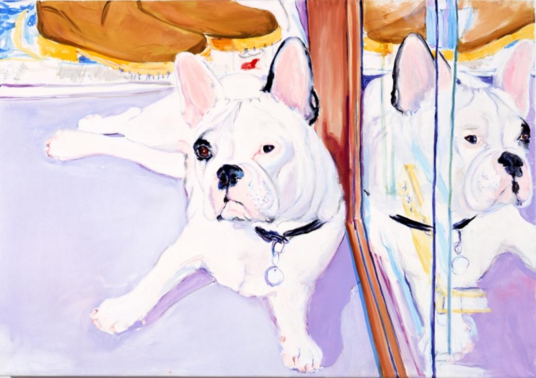 Ralph , 2006, oil on linen, 21 x 30 in.