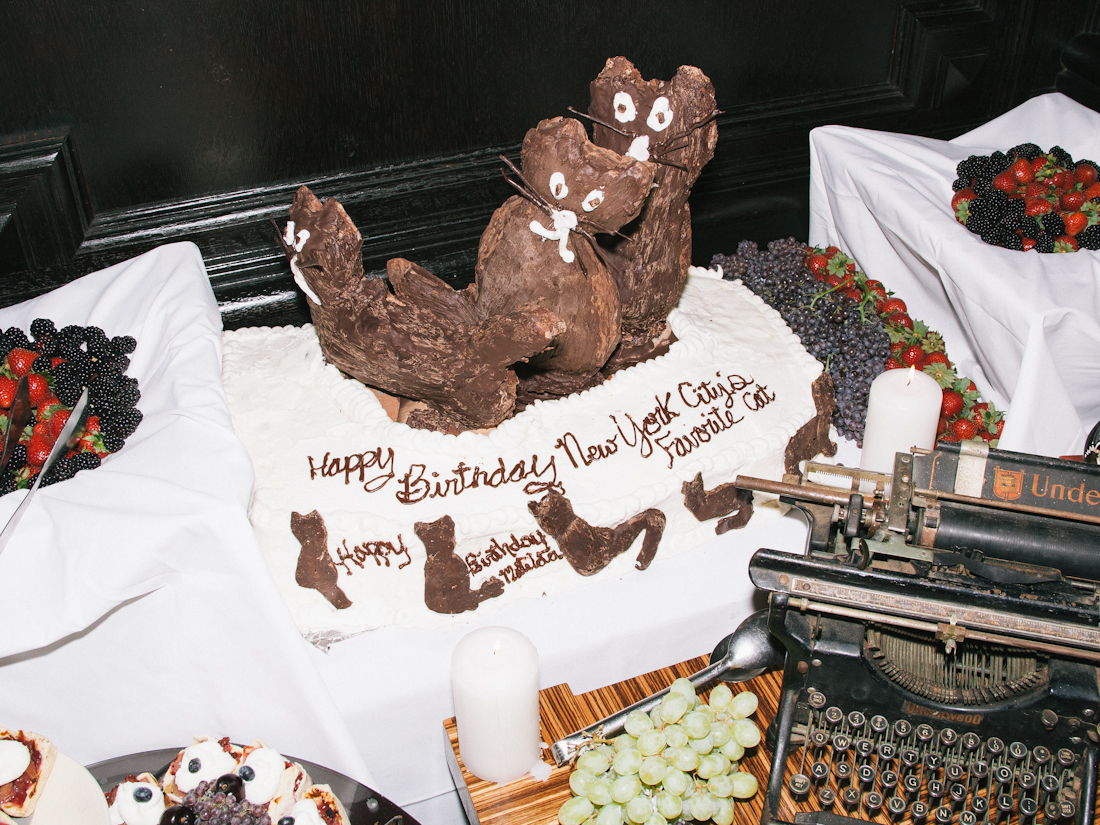 Matilda's cake