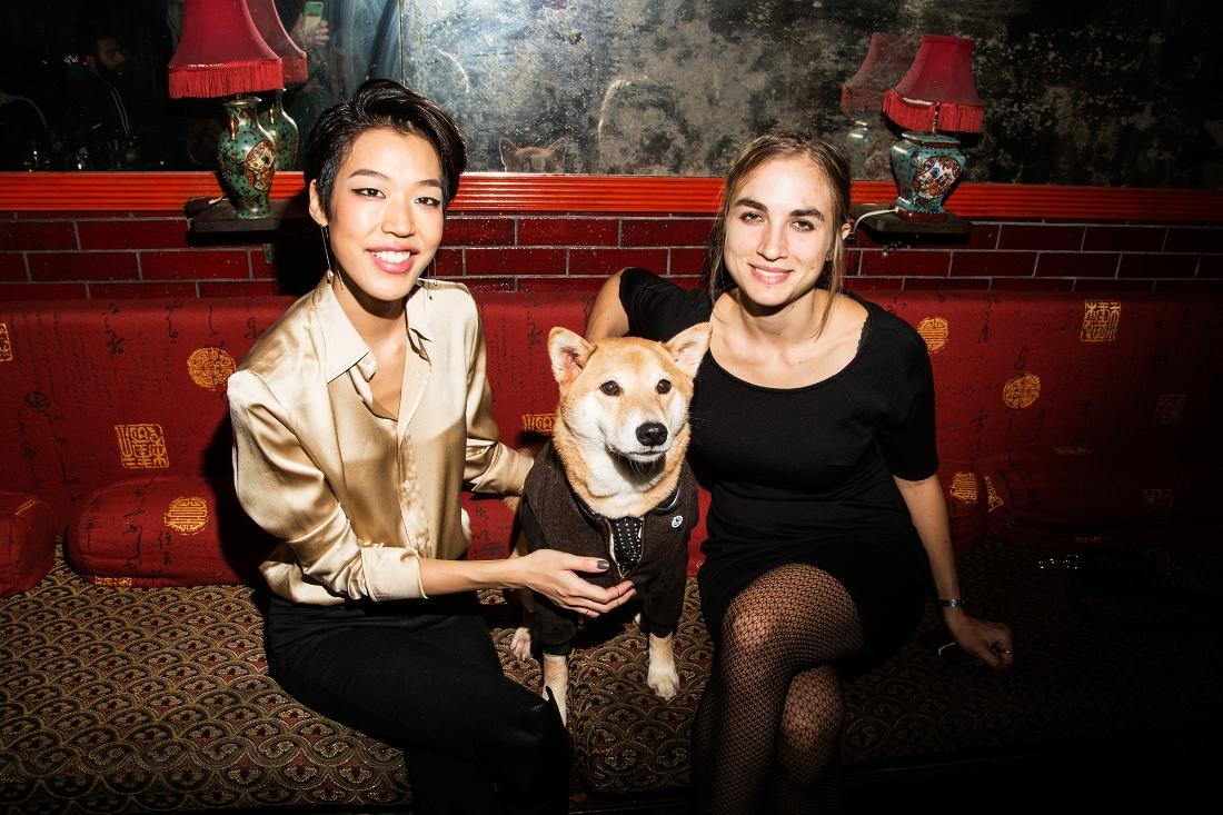 Yena and Samantha of Social Tees