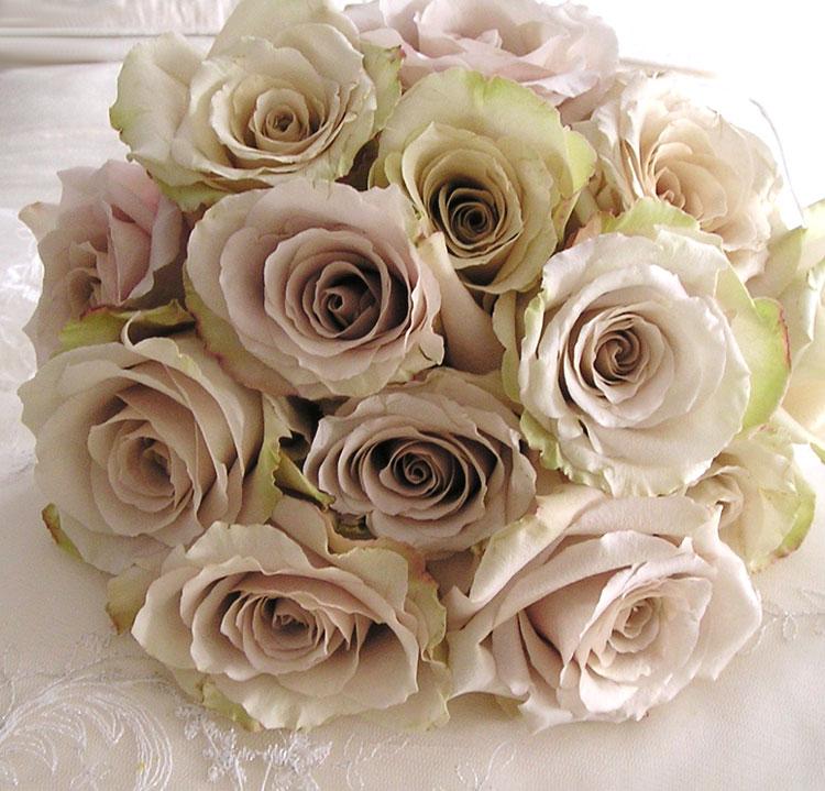 Vintage rose bouquet