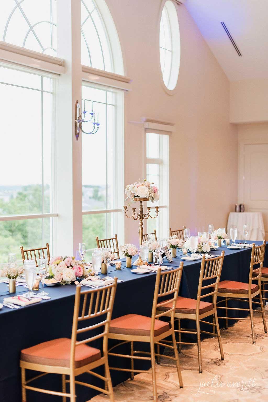Roses & Hydrangeas Wedding Centerpiece