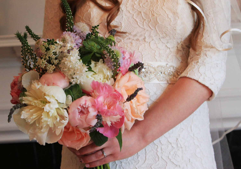 Beautiful Large Pastel Bouquet