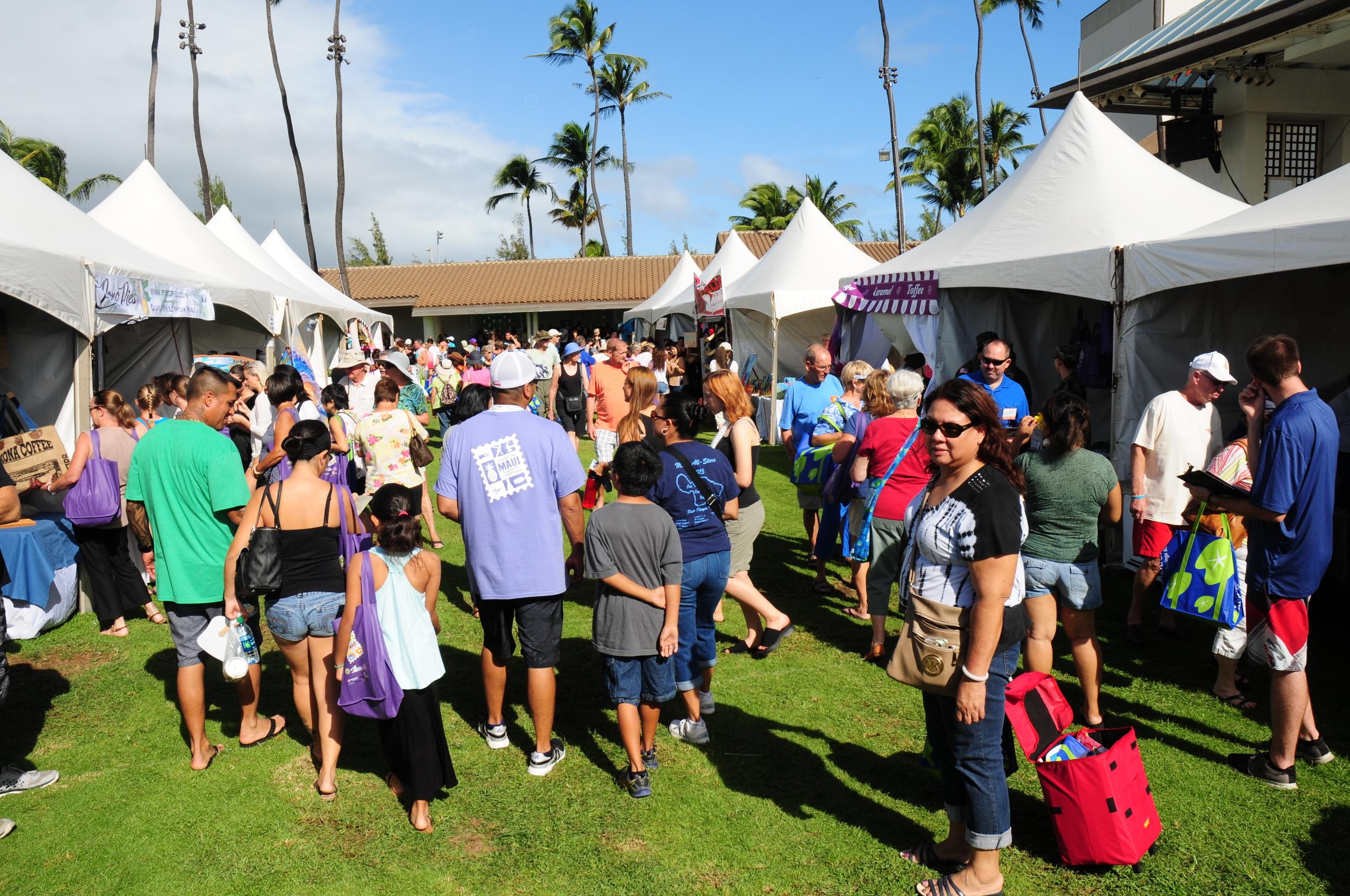 Made in Maui County Festival 2015.JPG