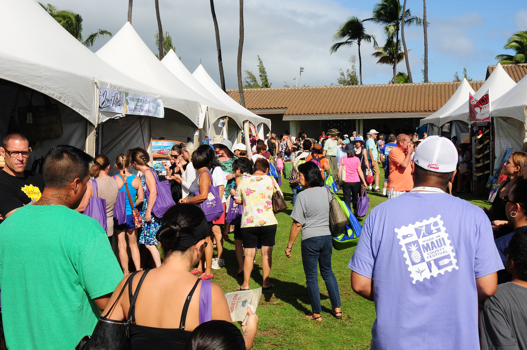Each year, the Made in Maui County Festival attracts thousands of residents and visitors seeking locally made products by Maui County's businesses.