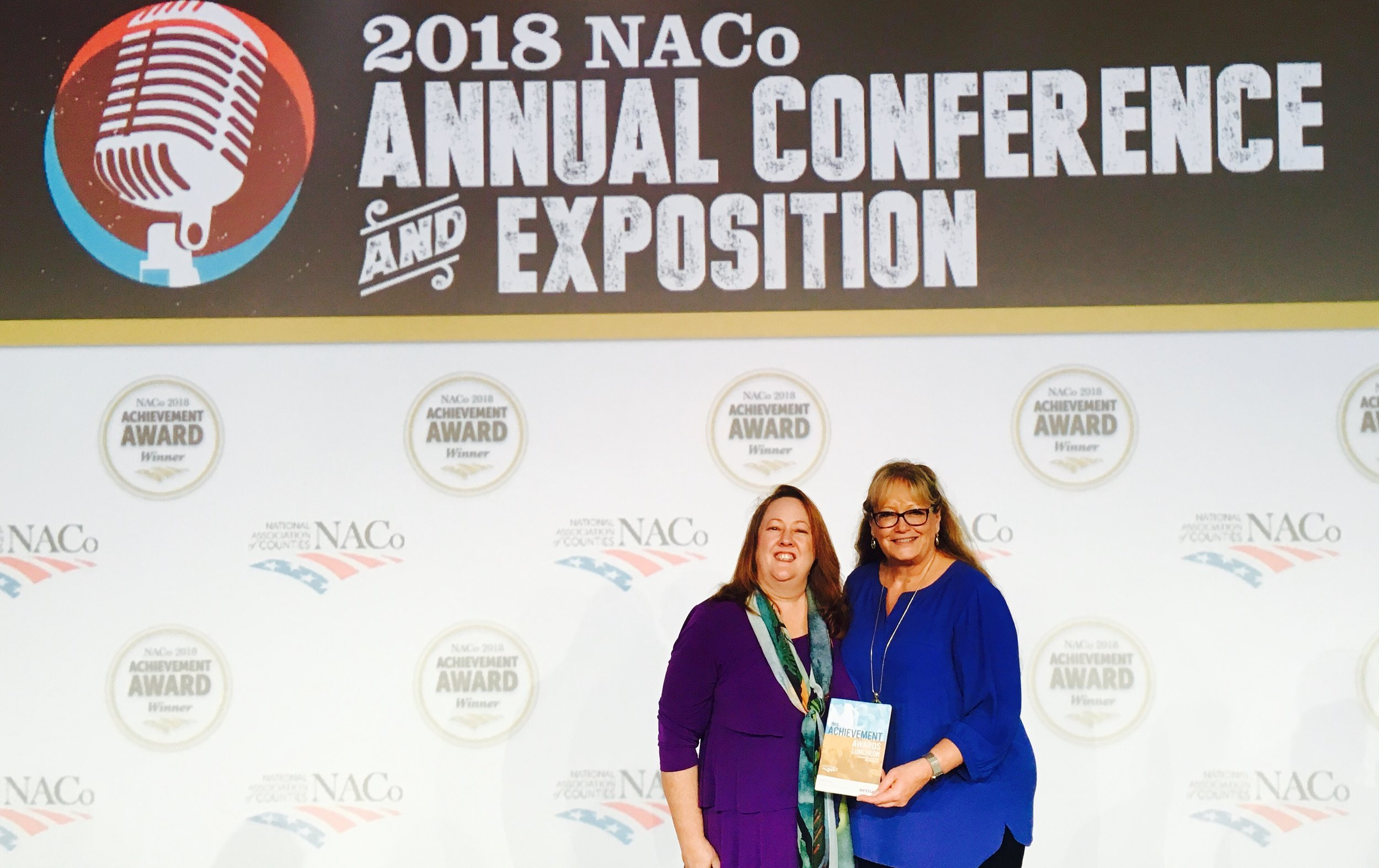 National Association of Counties (NACo) recognized the Made in Maui County Festival (MIMCF) with an Achievement Award in the category of Community and Economic Development.