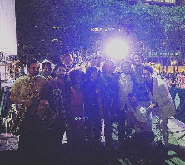 A beautiful crew. Thank you thank you thank you!