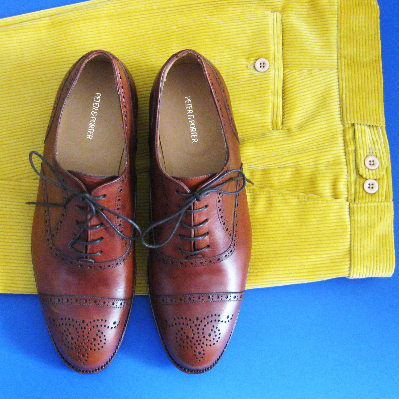 corduray trousers