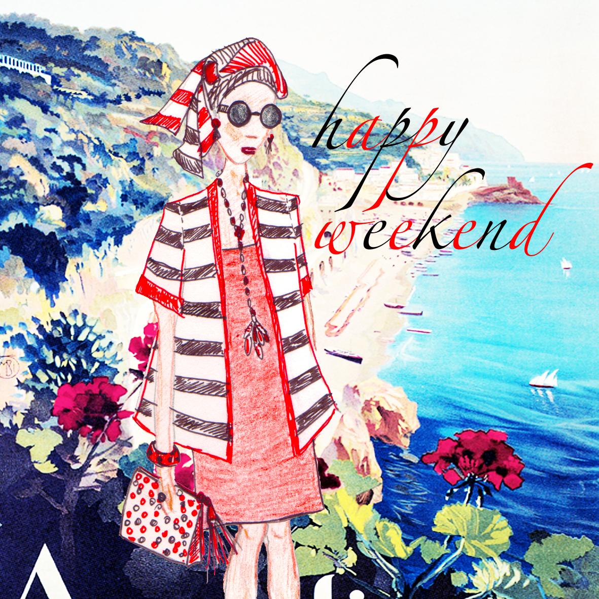 Happy weekend by Lady Tartan