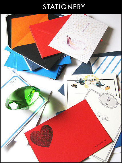 shop stationery and invitations