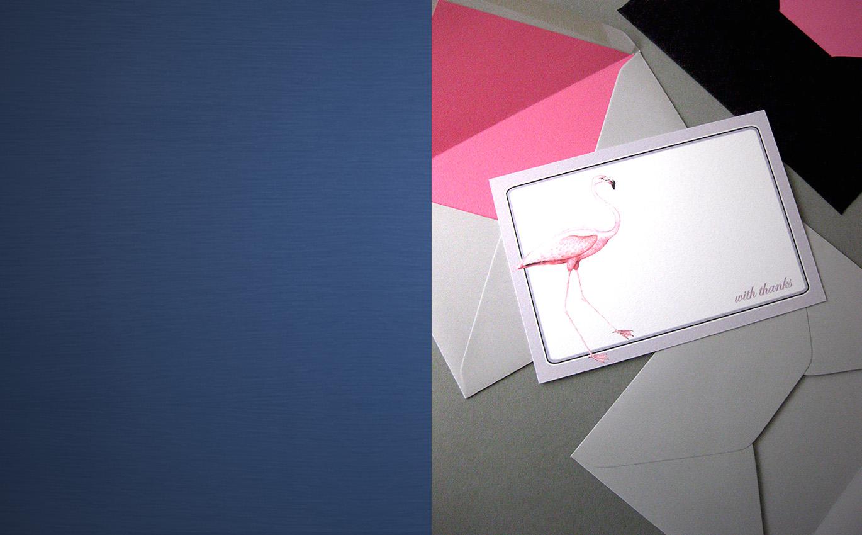 GRACIAS - un favorito en etiqueta, una selección de tarjetas de agradecimiento elegantes y con estilo