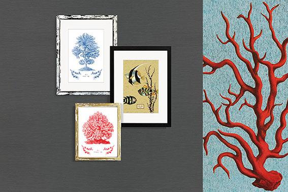 arte y naturaleza - láminas