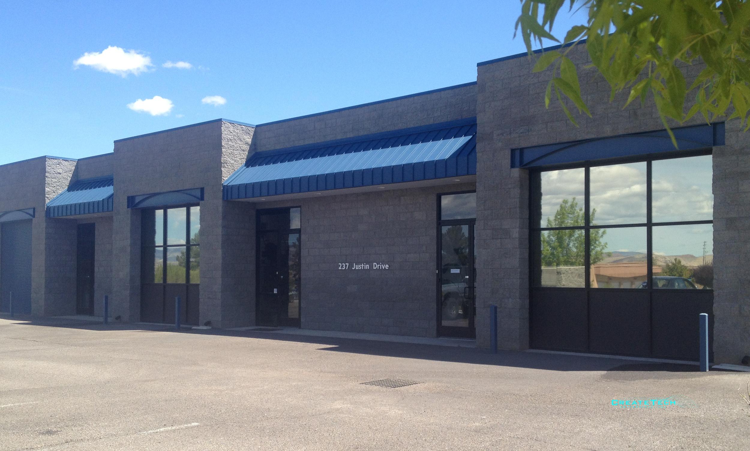CreateTech Facility 237 Justin Dr. Cottonwood AZ, 86326
