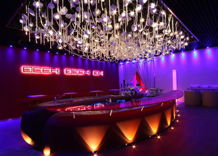 Ochi Ochi Oh _ bespoke chandelier _ design Francesca Signori