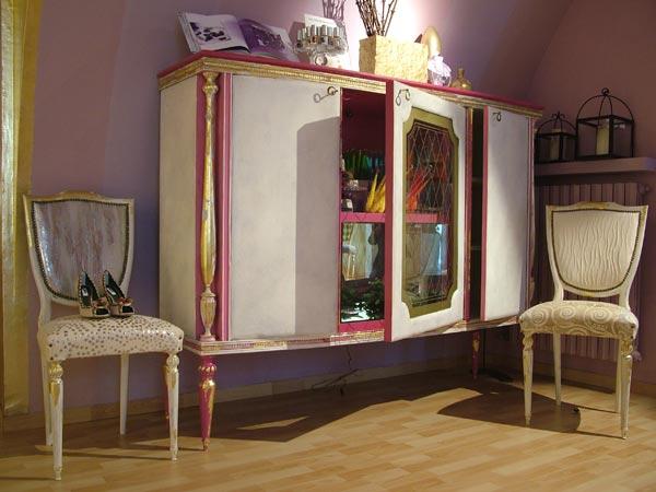 Soffittoviola, design Francesca Signori