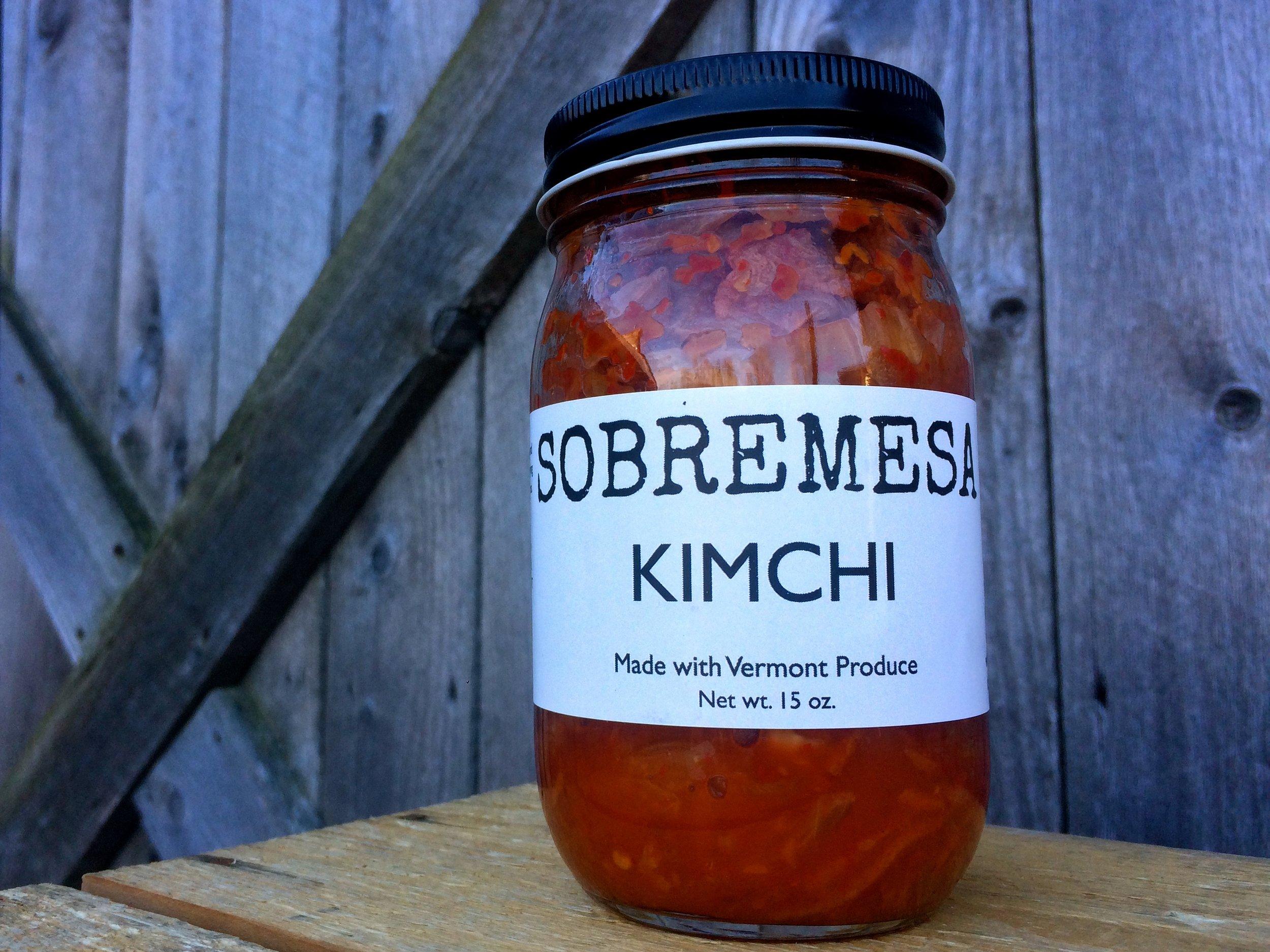 Kimchi (Traditional)