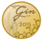 The Gin is In—Gold, 2015