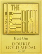 The Fifty Best—DOUBLE Gold, 2015