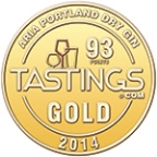 Beverage Testing Institute of Chicago—93 points (Exceptional), Gold, 2014