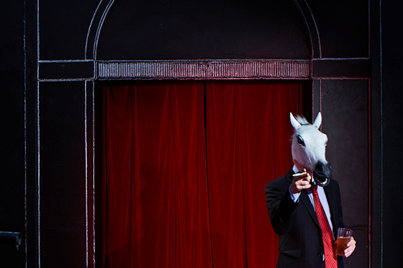 Selected for Horse's Mouth Theatre Festival in Sydney, Australia