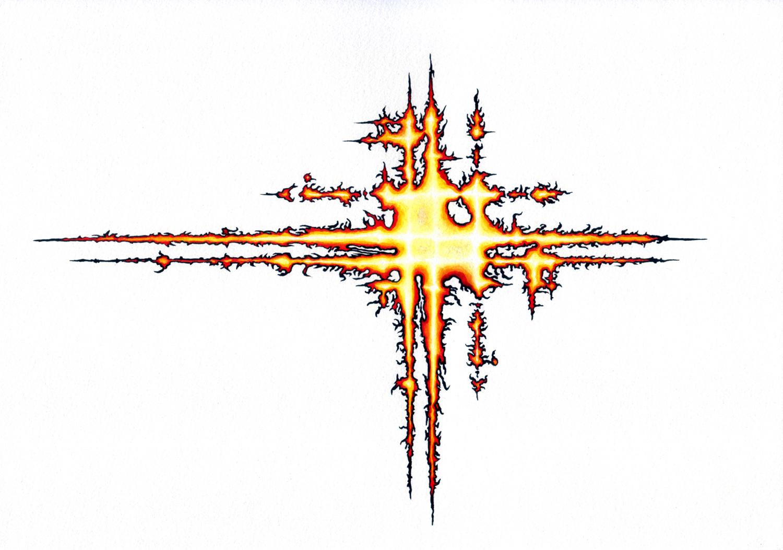 Cor, 2007, watercolor on paper, 21 x 29cm   http://www.kurator.ch/2007/Edition/tabid/135/Default.aspx