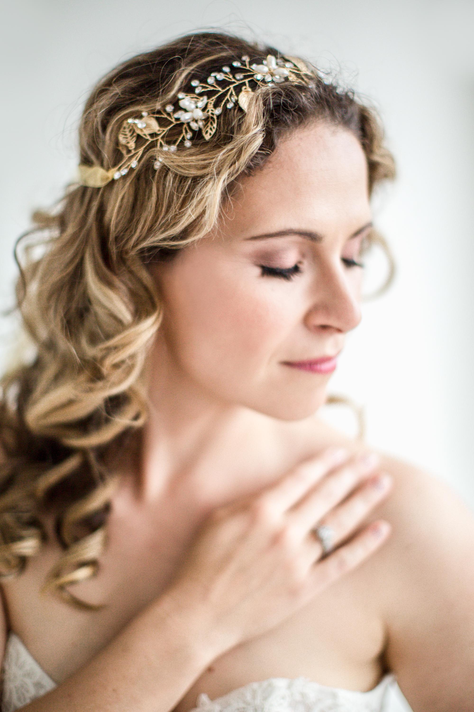 "Jaxie Bridal Hair Accessory: ""Adele"""