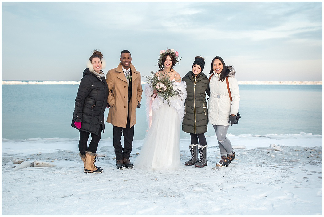thanks to all these wonderfully talented people who brought this shoot to life! Not pictured: Jennifer Janssen