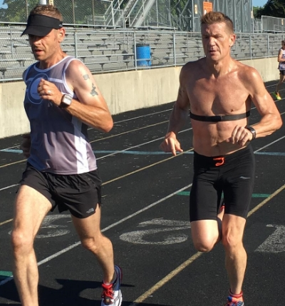 Some time on the track may get your improvement curve moving in the right direction again.